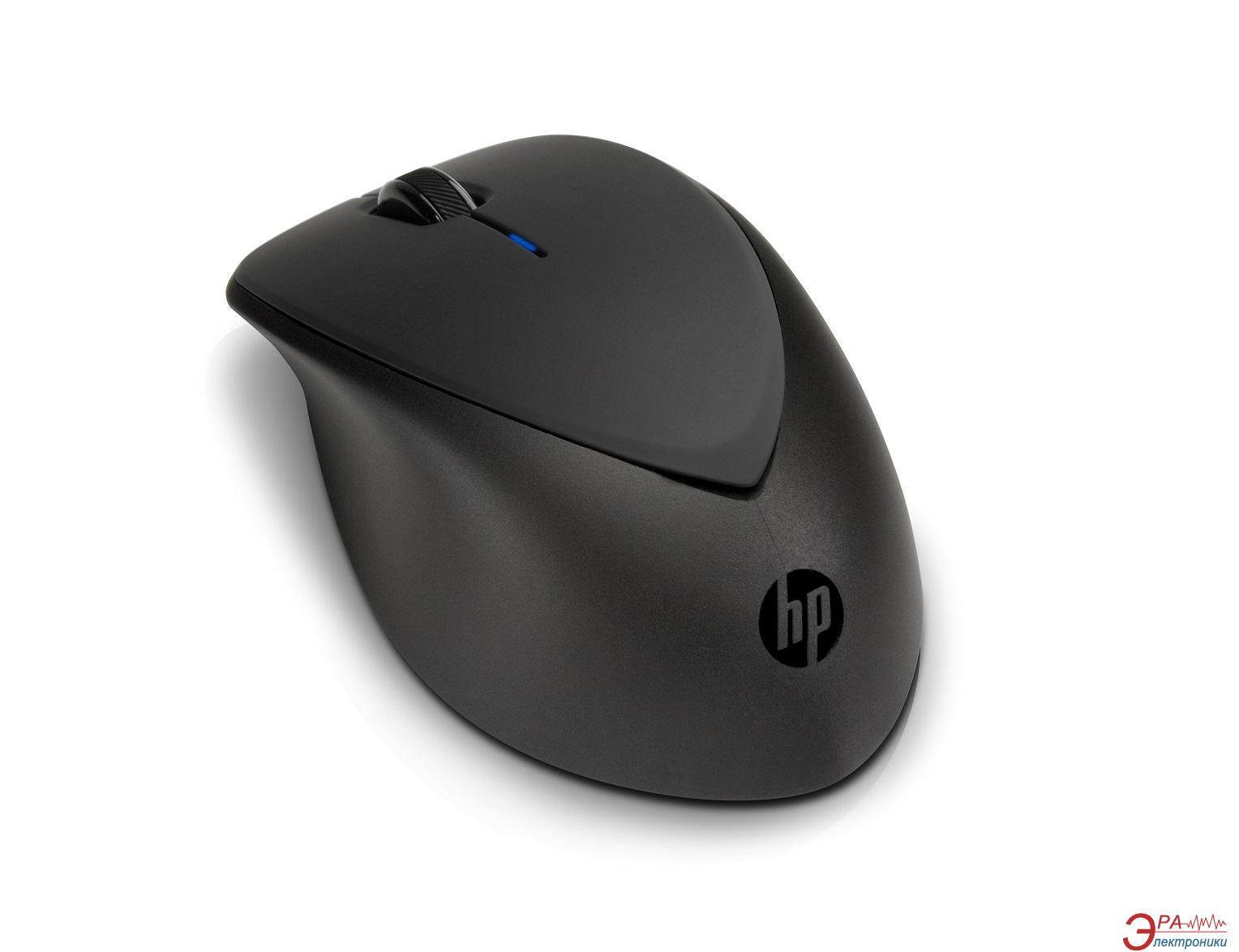 Мышь HP HP x4000b Wireless (H3T50AA) Black