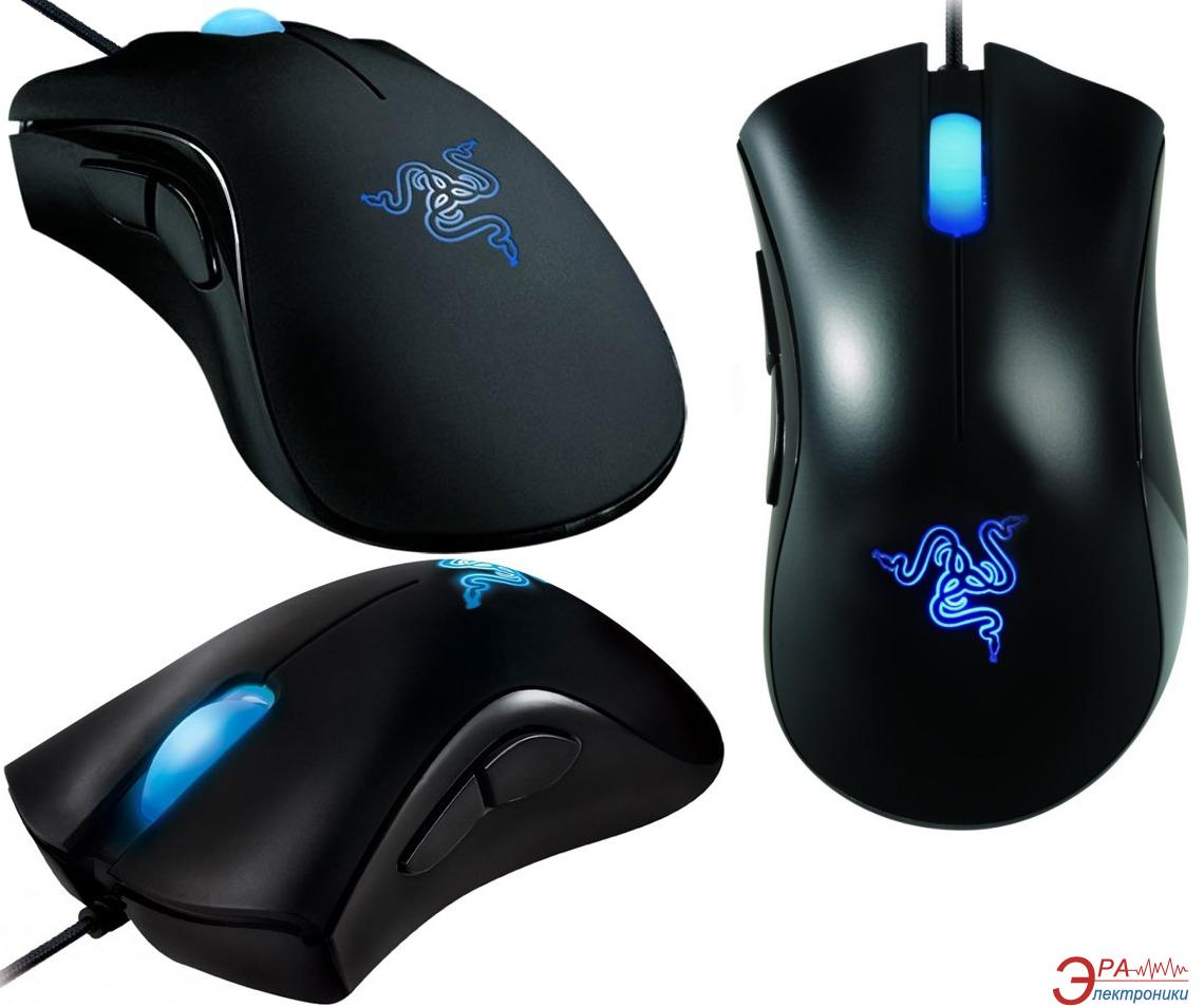 Игровая мышь Razer Death Adder 3500 dpi (RZ01-00151400-R3G1) Black