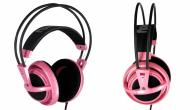 �������� SteelSeries Siberia Full-Size pink (51014)