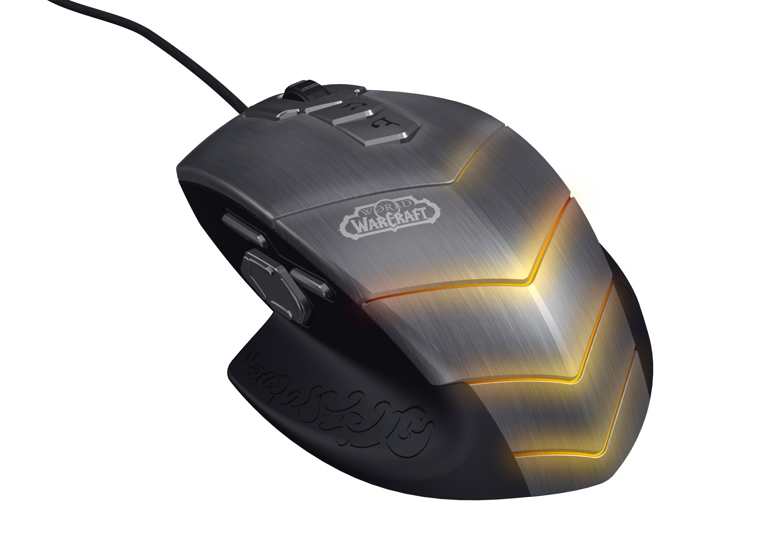 Игровая мышь SteelSeries MMO Gaming Limited Edition (62005)