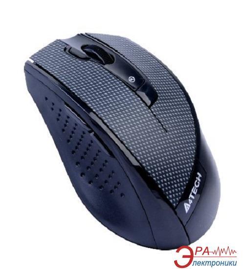 Мышь A4 Tech G10-730H Plaid Black