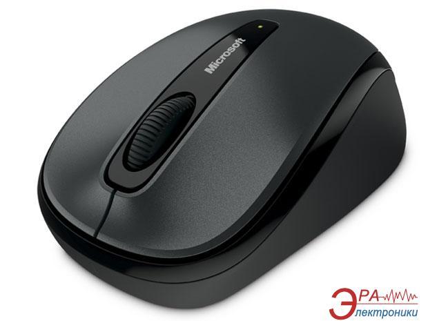 Мышь Microsoft 3500 Wireless Mobile Mouse Loch Ness (GMF-00289) Black