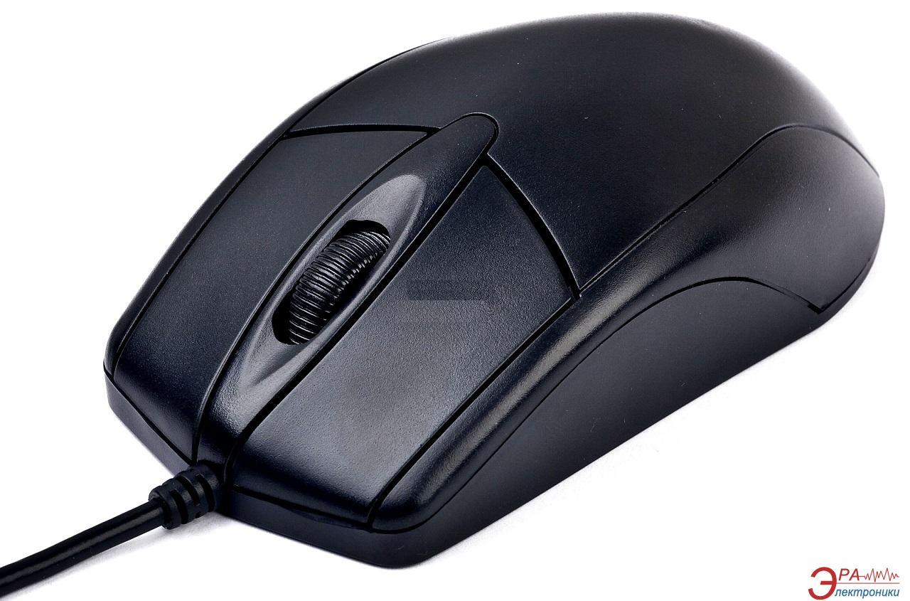 Мышь Gembird MUSOPTI6-USB Black