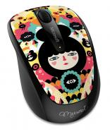 Мышь Microsoft 3500 Wireless Mobile Mouse ARTIST STUDIO S5 Muxxi (GMF-00369)