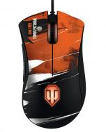 Игровая мышь Razer Death Adder World of Tanks (RZ01-00840400-R3G1) Black