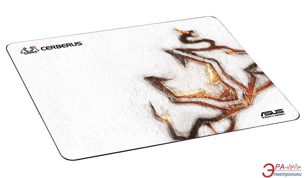 Игровая поверхность Asus ROG Cerberus Artic Mouse Pad (90YH00Y1-BAUA00)