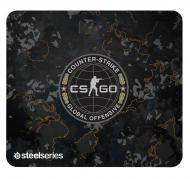 ������� ����������� SteelSeries QcK+ CS:GO Camo Edition (63379)