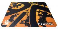 Игровая поверхность SteelSeries QcK+ FNATIC (63039)