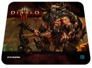 Игровая поверхность SteelSeries QcK Diablo3 Barbarian edition (67222)