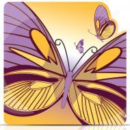 Игровая поверхность Cirkuit Planet Butterfly (CPL-MP1305)