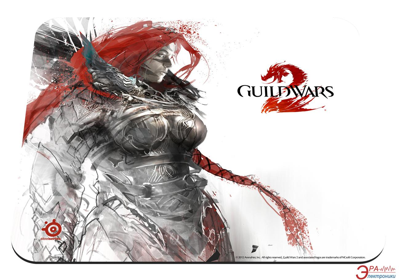 Игровая поверхность SteelSeries QcK Guild Wars 2 Eir edition (67243)