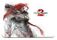 Игровая поверхность SteelSeries QcK Guild Wars 2 Eir edition (67243)