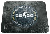 ������� ����������� SteelSeries QcK+ CS:GO (67259)