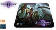 Игровая поверхность SteelSeries QcK SC2 Heart Of The Swarm Kerrigan Edition (67266)