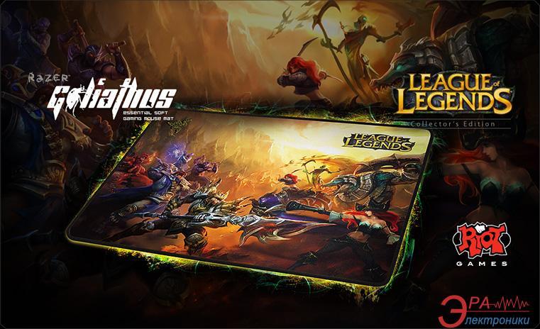 Игровая поверхность Razer Goliathus Standart League of Legends (RZ02-00214100-R3M1)