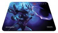 Игровая поверхность SteelSeries QcK+ Dota2 Vengeful Spirit (67283)