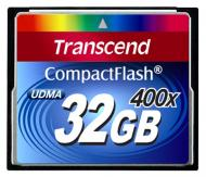 Карта памяти Transcend 32Gb Compact Flash 400x (TS32GCF400)