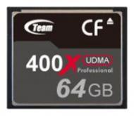 ����� ������ Team 64Gb Compact Flash 400x (TCF64G40001)