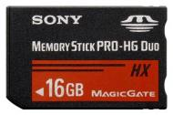 Карта памяти Sony 16Gb Memory Stick Pro Duo (MSHX16A)