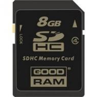 Карта памяти Goodram 8Gb SD Class 4 (SDC8GHC4GRR9)