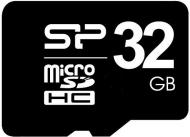 ����� ������ Silicon Power 32Gb microSD Class 6 no adapter (SP032GBSTH006V10)