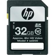 Карта памяти HP 32Gb SD Class 10 (SD32GBHC10HP-EF)