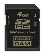 Карта памяти Goodram 4Gb SD Class 4 (SDC4GHC4GRR9)