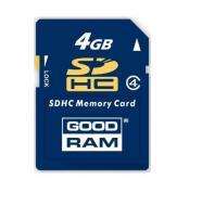 Карта памяти Goodram 4Gb SD Class 4 (SDC4096GR)