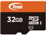 Карта памяти Team 32Gb microSD Class 10 Xtreem UHS-1 +adapter (TUSDH32GUHS03)