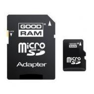 ����� ������ Goodram 1Gb microSD +adapter (SDU1GAGRR10)