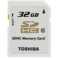 ����� ������ Toshiba 32Gb SD Class 10 White (SD-T32GJ(BL5)