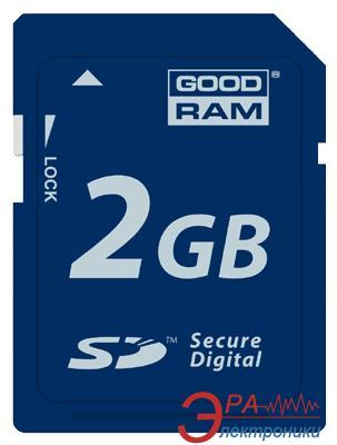 Карта памяти Goodram 2Gb SD (SDC2048GRNR/SDC2GGRR9)