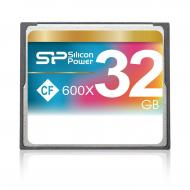 Карта памяти Silicon Power 32Gb Compact Flash 600x (SP032GBCFC600V10)