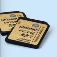 Карта памяти Kingston 64Gb SD Class 10 UHS-I Ultimate (SDA10/64GB)