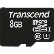 Карта памяти Transcend 8Gb microSD Class 10 Ultimate UHS-1 (TS8GUSDHC10U1)