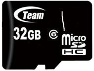 Карта памяти Team 32Gb microSD Class 6 no adapter (TUSDH32GCL602)