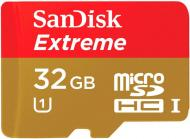 Карта памяти Sandisk 32Gb microSD Class 10 UHS-I (SDSDQXL-032G-G46A)