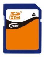 Карта памяти Team 8Gb SD Class 4