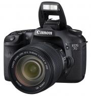 Зеркальная фотокамера Canon EOS 7D + объектив EF-S 15-85mm IS USM (3814B065) Black