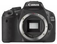 Зеркальная фотокамера Canon EOS 550D Body Black