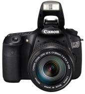 Зеркальная фотокамера Canon EOS 60D + объектив 17-85mm IS USM (4460B107) Black