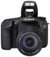 Зеркальная фотокамера Canon EOS 7D + объектив EF-S 18-135mm IS (3814B066) Black