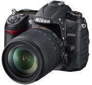 Зеркальная фотокамера Nikon D7000 KIT AF-S DX 18-105 VR (VBA290K001) Black