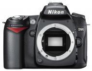 Зеркальная фотокамера Nikon D90 Body Black