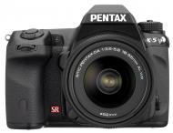 Зеркальная фотокамера Pentax K-5 + DA 18-55mm WR Black