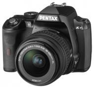 Зеркальная фотокамера Pentax K-r + DA L 18-55mm Black