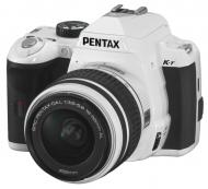 Зеркальная фотокамера Pentax K-r + DA L 18-55mm White