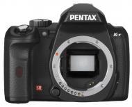 Зеркальная фотокамера Pentax K-r Body Black