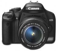 Зеркальная фотокамера Canon EOS 450D Kit (EF-S 18-55MM f/3.5-5.6 + EF 75-300 f/4-5.6 DC) Black
