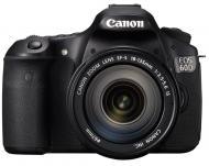 Зеркальная фотокамера Canon EOS 60D Kit 18-135 IS (4460B105) Black